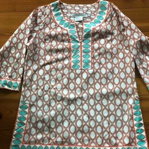 Gretchen Scott tunic.